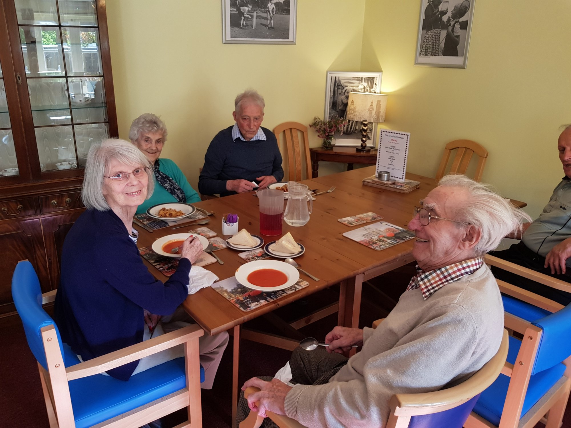 Old Alresford Cottage Care Home Hampshire - Lifestyle